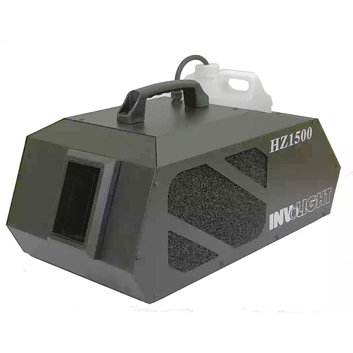 Генератор тумана INVOLIGHT HZ1500 генератор redbo рт2500 00 00000044