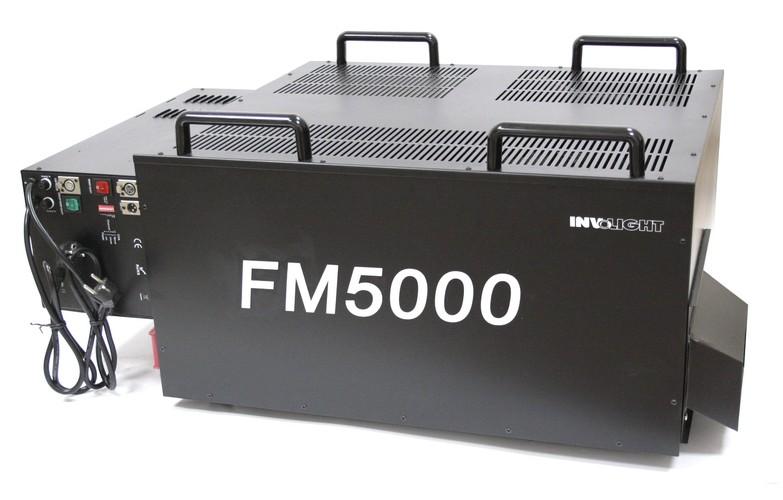 Генератор дыма INVOLIGHT FM5000 генератор дыма eurolite dynamic fog 600