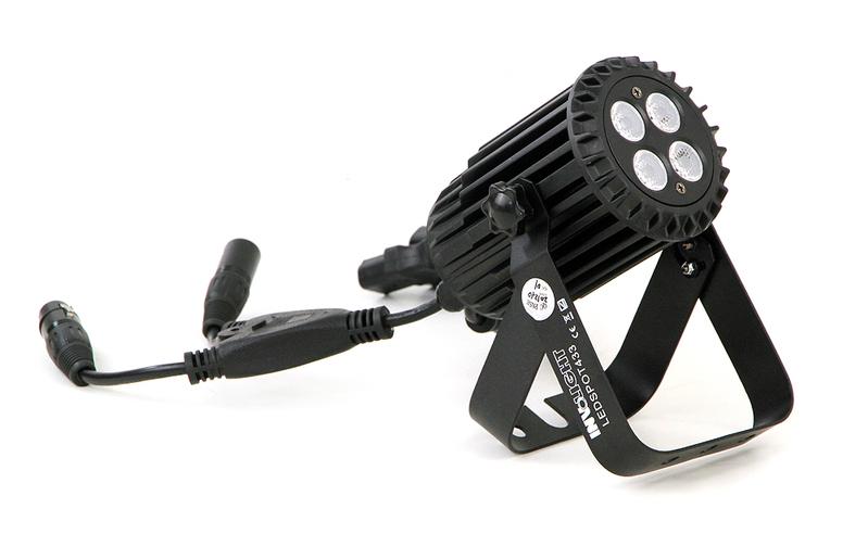 Прожектор LED PAR INVOLIGHT LED SPOT433