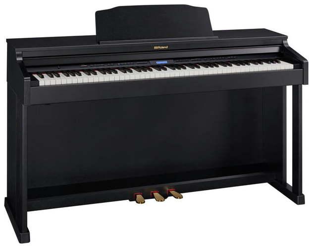 Roland HP601-CB+KSC-92-CB цифровое пианино roland hp605 cb