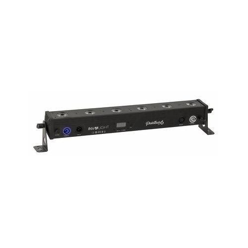 Стробоскоп INVOLIGHT PAINTBAR UV6 led bar involight paintbar hex6