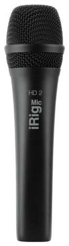 iPad/iPhone микрофон IK Multimedia iRig Mic HD 2 микрофон defender mic 142 64142