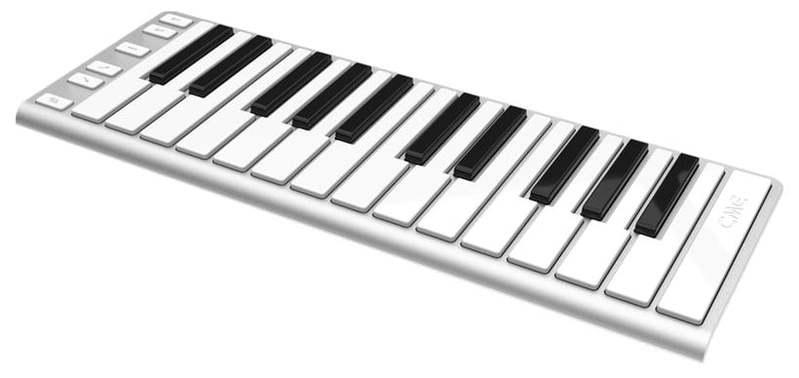 MIDI-клавиатура 25 клавиш CME Xkey 25 silver цена