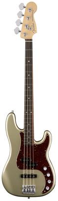 4-струнная бас-гитара Fender AM Elite Preci Bass EB Champ