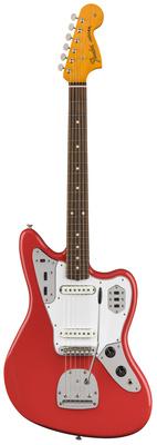 Электрогитара иных форм Fender CLSC 60s Jaguar LAQ PF FRD jaguar брашинг jaguar s serie s7 продувная втулка диам 32мм