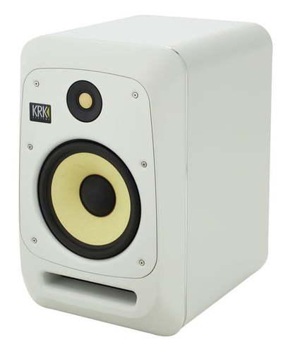 Активный студийный монитор KRK V8S4 White активный студийный монитор jbl lsr 305 white limited edition