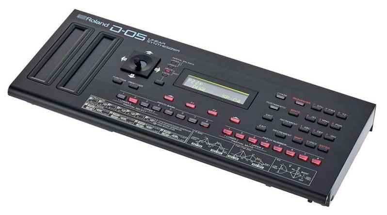 Звуковой модуль Roland Boutique D-05 внешний звуковой модуль егерь авзм без кабеля