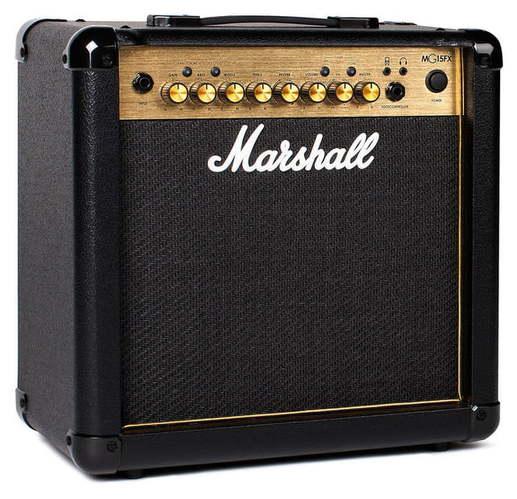 Комбо для гитары MARSHALL MG15GFX комбо для гитары marshall jvm205c