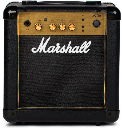 Комбо для гитары MARSHALL MG10G комбо для гитары marshall jvm205c