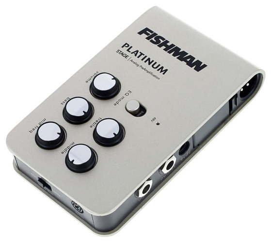 Fishman Platinum Stage Analog Preamp толстовка wearcraft premium унисекс printio laibach the new cultural revolution