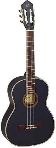 Классическая гитара 4/4 Ortega R221BK Family Series гитара классическая 3 4 в москве