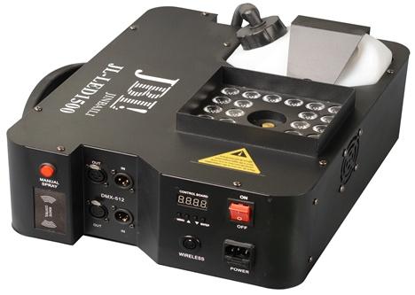 Генератор дыма JBL-Stage JL-LED1500 генератор дыма eurolite dynamic fog 600