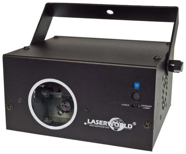 Лазер RGB Laserworld EL-230RGB ик подсветка с длиной волны 940950 нм