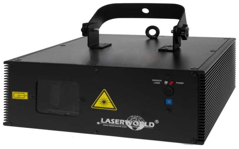 Лазер RGB Laserworld EL-400RGB QS цены онлайн