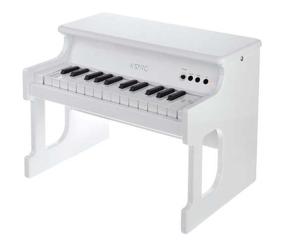 Korg Tiny Piano White акустика центрального канала morel octave signature center piano white