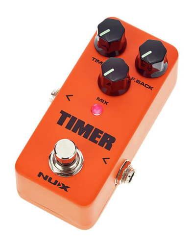 Nux Mini Core SE Timer nux pmx 2 multi channel mini mixer 30