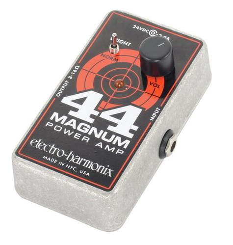 Моделирующая и специальная педаль эффектов Electro-Harmonix 44 Magnum Poweramp magnum live in concert