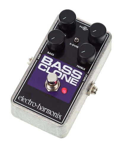 Педаль для бас-гитары Electro-Harmonix Bass Clone заказать бас гитары украина купить