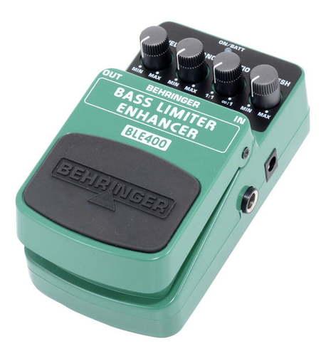 Педаль для бас-гитары Behringer BLE400 заказать бас гитары украина купить