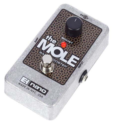 Педаль для бас-гитары Electro-Harmonix The Mole бас гитару бу в нижнем новгороди