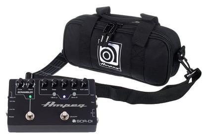 Педаль для бас-гитары AMPEG SCR DI Bundle басовый усилитель ampeg svt 7pro