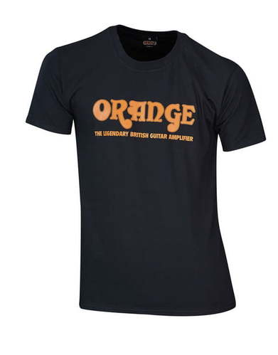Orange T-Shirt Logo M the prodigy ant logo t shirt
