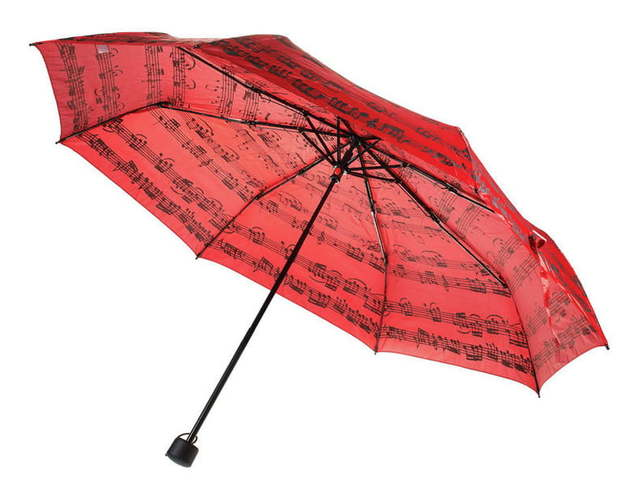 Anka Verlag Mini Umbrella Red/Black комбинезон modna anka цвет зеленый