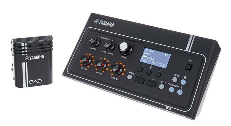 Звуковой модуль для установок Yamaha EAD10 Drum Module внешний звуковой модуль егерь авзм без кабеля