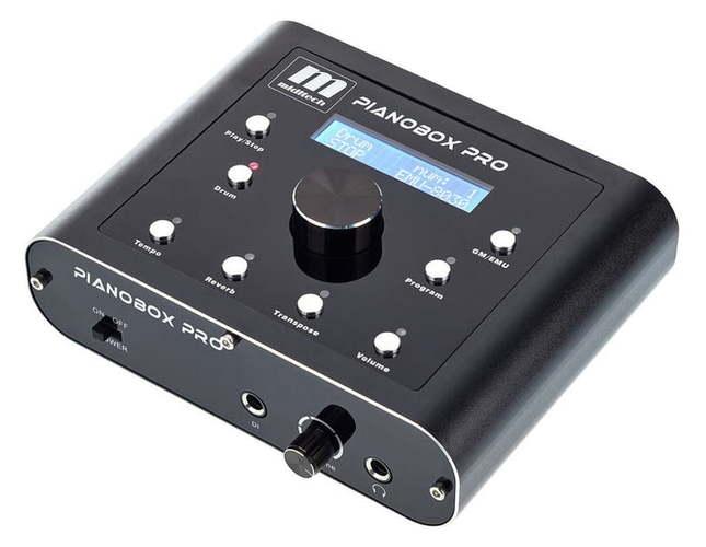 Звуковой модуль Miditech Pianobox Pro внешний звуковой модуль егерь авзм без кабеля