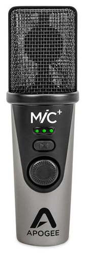USB микрофон Apogee MiC Plus микрофон defender mic 142 64142