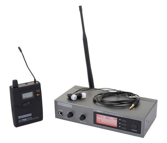Беспроводная система персонального мониторинга LD Systems MEI 1000 G2 счетчик газа сгд 2 5 g2 5
