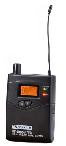 Элемент системы персонального мониторинга LD Systems MEI 1000 BPR G2 B5 счетчик газа сгд 2 5 g2 5