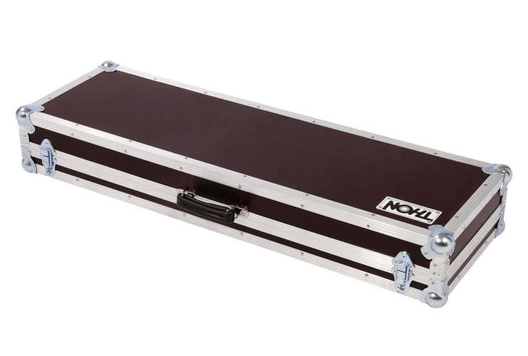 Кейс для клавишных инструментов Thon Keyboard Case Korg M50-61 кейс для диджейского оборудования thon dj cd custom case dock