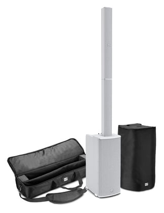 Комплект акустических систем LD Systems Maui 11 G2 W Bundle сумка и чехол для студийных приборов ld systems ld maui 28 g2 sat bag