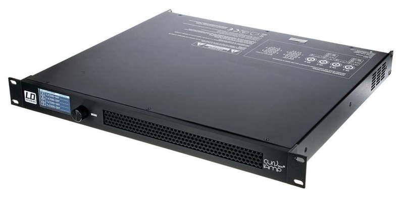 Усилитель мощности 850 - 2000 Вт (4 Ом) LD Systems Curv 500 IAMP усилитель мощности 850 2000 вт 4 ом electro voice q1212