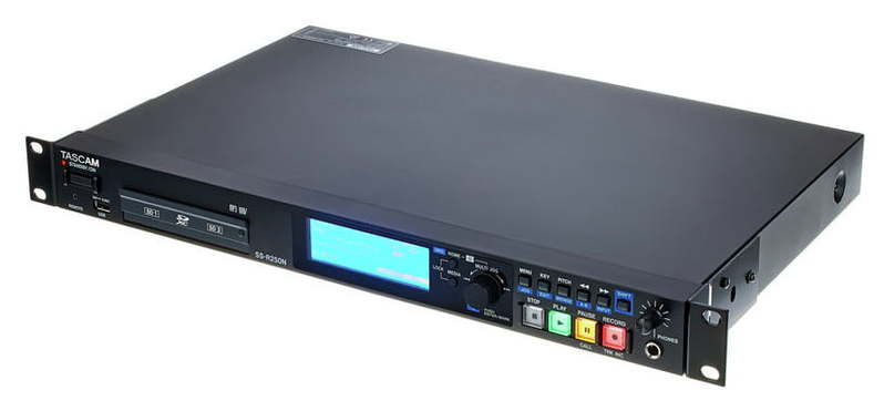 Рекордер Tascam SS-R250N tascam cd 200i