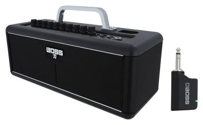 Комбо для гитары Boss Katana-Air гитарный процессор для бас гитары boss me 20b