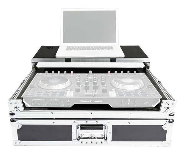 Кейс для диджейского оборудования Magma DJController Workstation NS6II кейс для диджейского оборудования magma carry lite dj case l