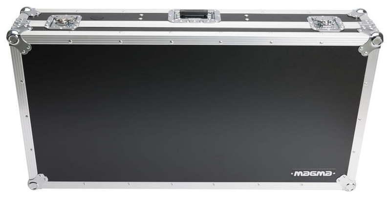 Кейс для диджейского оборудования Magma DJ-Controller Case 5000/1800 кейс для диджейского оборудования thon case akai mpc 5000