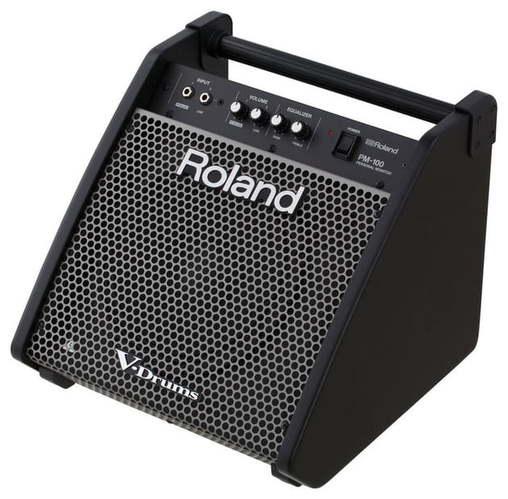 Акустика для электронной ударной установки Roland PM-100 Personal Drum Monitor хай хэт и контроллер для электронной ударной установки roland vh 13 mg v drum hi hat