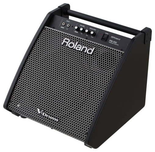 Акустика для электронной ударной установки Roland PM-200 Personal Drum Monitor гитарный комбоусилитель roland blues cube stage