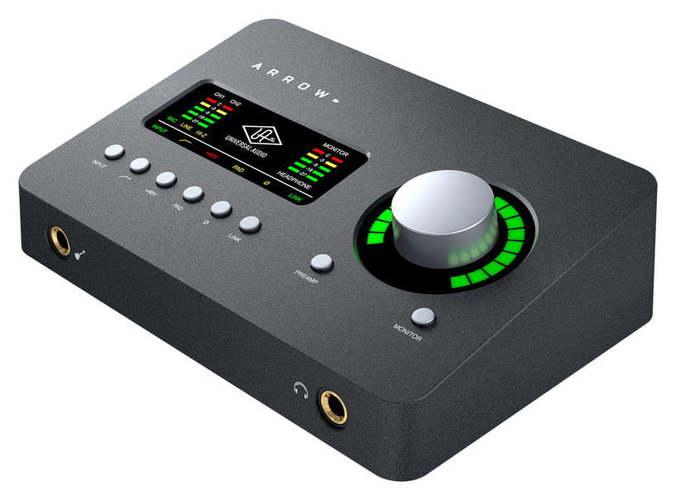 Звуковая карта внешняя Universal Audio Arrow купить шину в челябинске нокиан р17