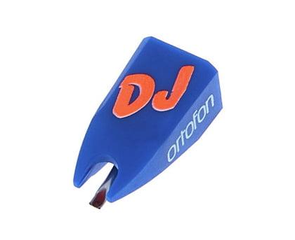 Игла для винилового проигрывателя Ortofon Stylus DJ S аксессуары для виниловых проигрывателей ortofon stylus 5e