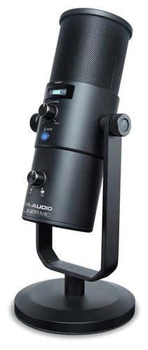 USB микрофон M-Audio Uber Mic USB uber headphone