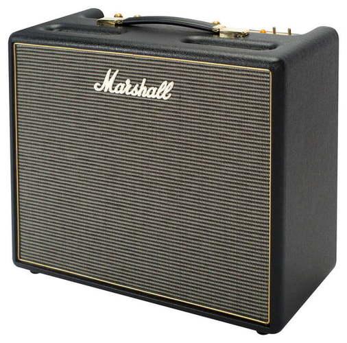 Усилитель и комбо для электрогитары MARSHALL Origin 20 Combo комбо для гитары marshall jvm205c
