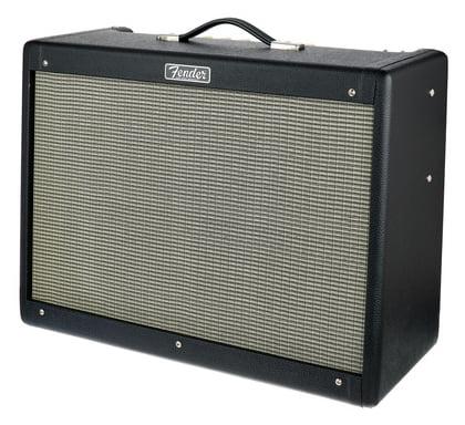 Усилитель и комбо для электрогитары Fender Hot Rod Deluxe IV комбо для гитары vox mini5 rhythm iv