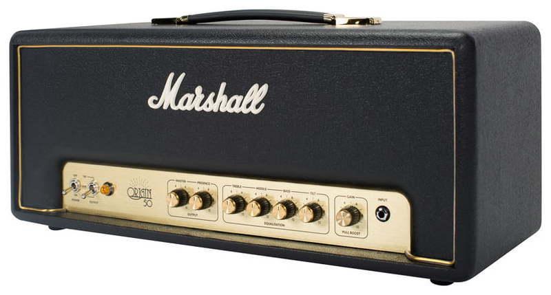 Усилитель головы MARSHALL Origin 50 Head комбо для гитары marshall jvm205c