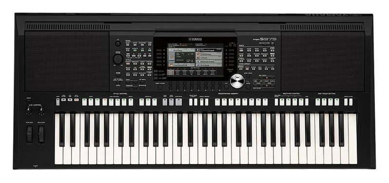 Синтезатор Yamaha PSR-S975 yamaha psr s670
