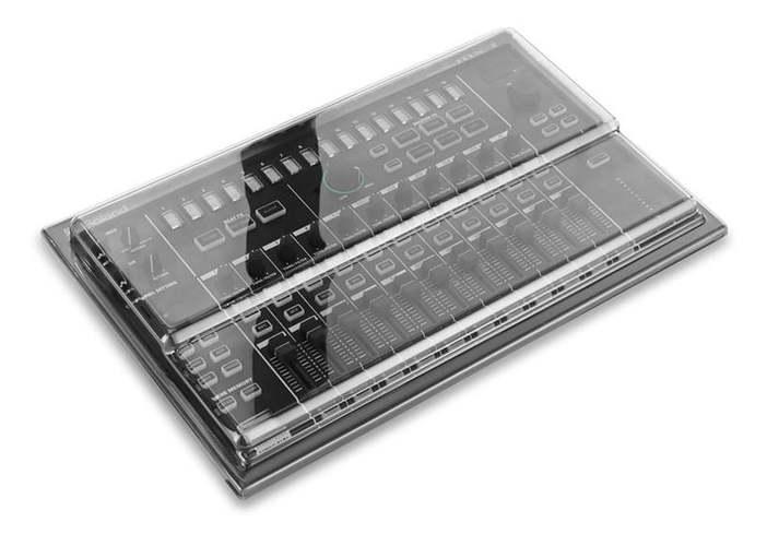 Защитная крышка и мягкий чехол Decksaver Roland Aira MX-1 драм машина roland aira tr 8