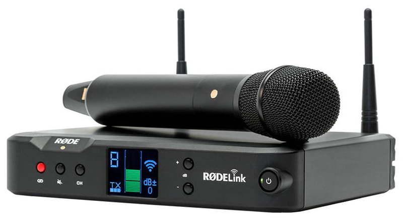 Фото Готовый комплект радиосистемы RODE Link Perfomer Kit